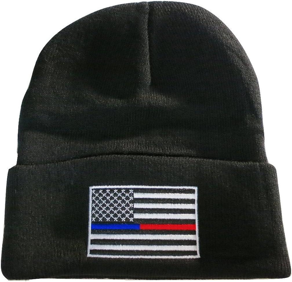Unisex Stylish Slouch Beanie Hats Black Firefighters Wife Top Level Beanie Men Women
