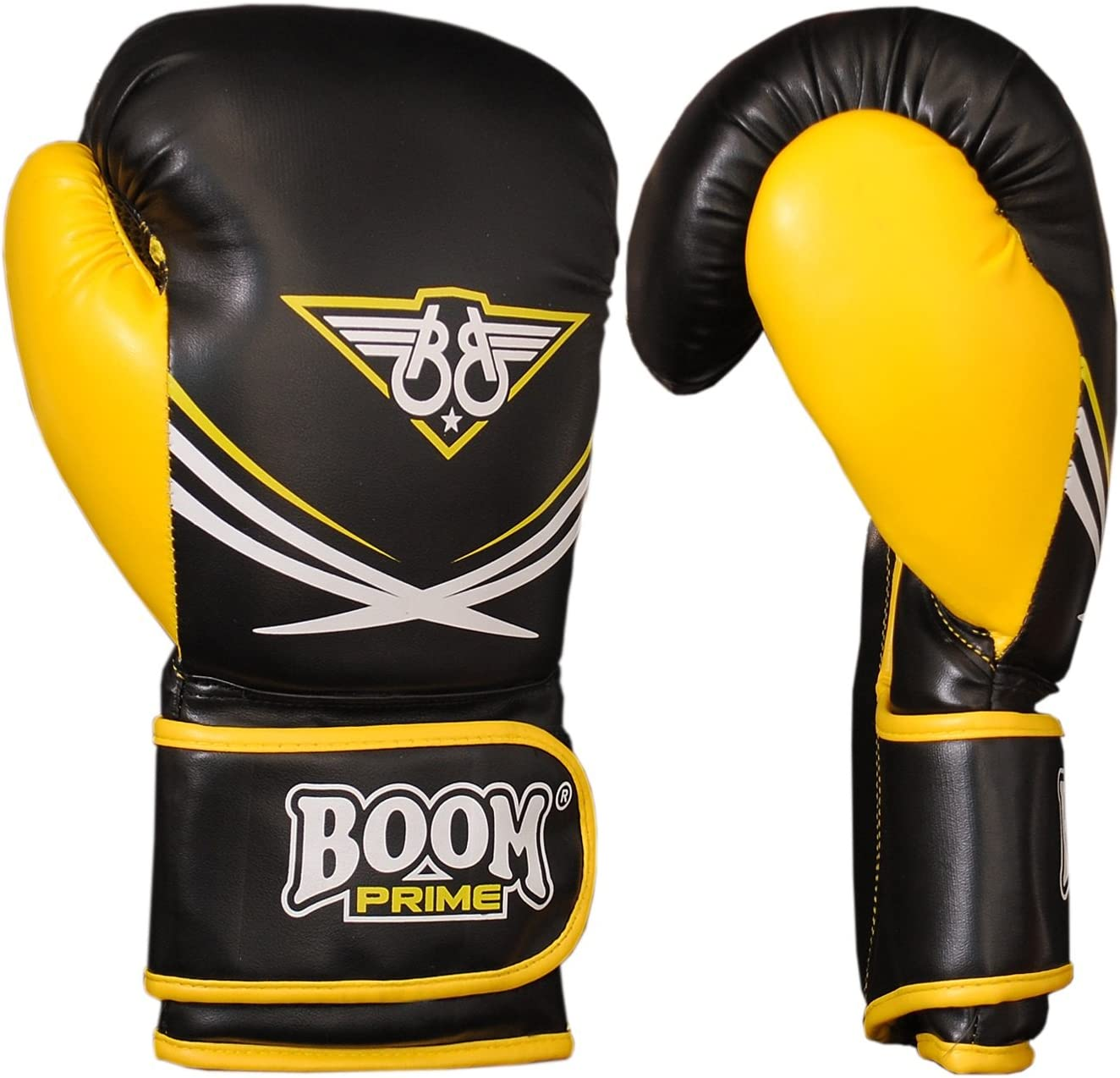 MMA Boxing Gloves Sparring Punch Bag Training Mitts 10oz to 16oz