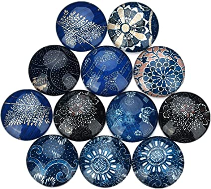 14mm//0.55 100 Pieces Half Round Glass Cabochon Clear Glass Dome Cabochons Tiles Flat Back Glass Dome Tile for Cameo Pendants Photo Jewelry Handcrafts DIY Findings Rings Necklaces