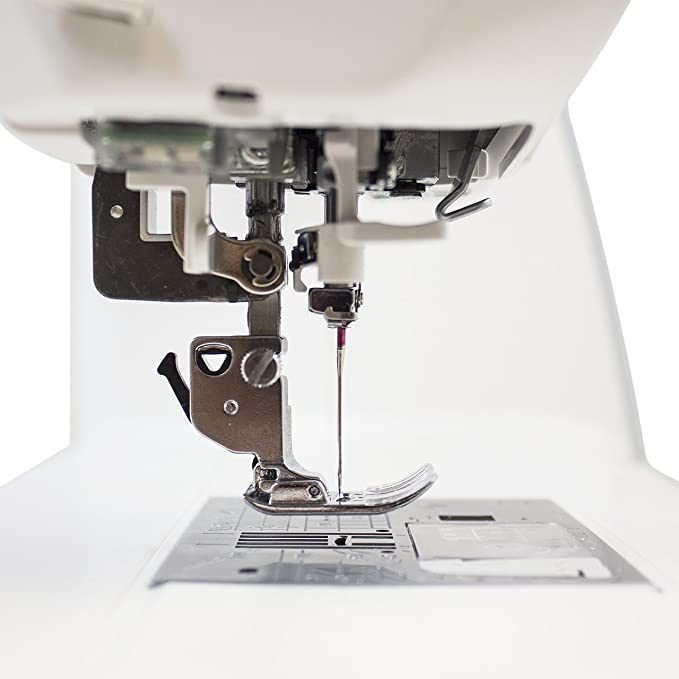 Janome Sewing Machine Mod MC40 For Quilting 40 Inch LongArm With Awesome 11 Inch Throat Sewing Machine
