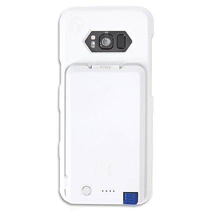 Amazon.com: Samsung Galaxy S8 + carcasa de batería, Vibes ...