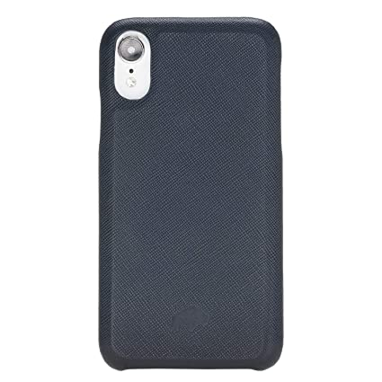 Amazon.com: Burkley - Funda para iPhone XR (piel sintética ...