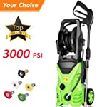 Flagup 3000 PSI Professional Electric Pressure Washer