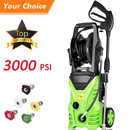 Flagup 3000 PSI Electric Pressure Washer