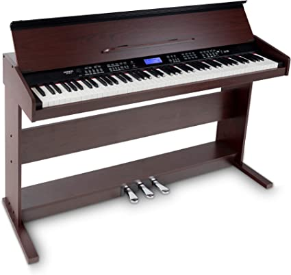 FunKey DP-88 II piano digital marrón