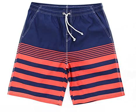 567d3efcd5 Only Faith Men's Quick-dry beach swimwear Summer waterproof Swim Trunks  Broad shorts (XS