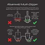 Roamwild Multi-Digger Garden Spade - Reinforced