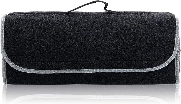 Aiasiry Sac De Rangement pour Prise dair De Voiture Sac De Rangement pour Support De T/él/éphone Portable avec Crochet Beige