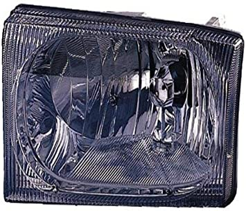 Depo 330-1116L-AS Ford F Series Super Duty//Excursion Driver Side Replacement Headlight Assembly