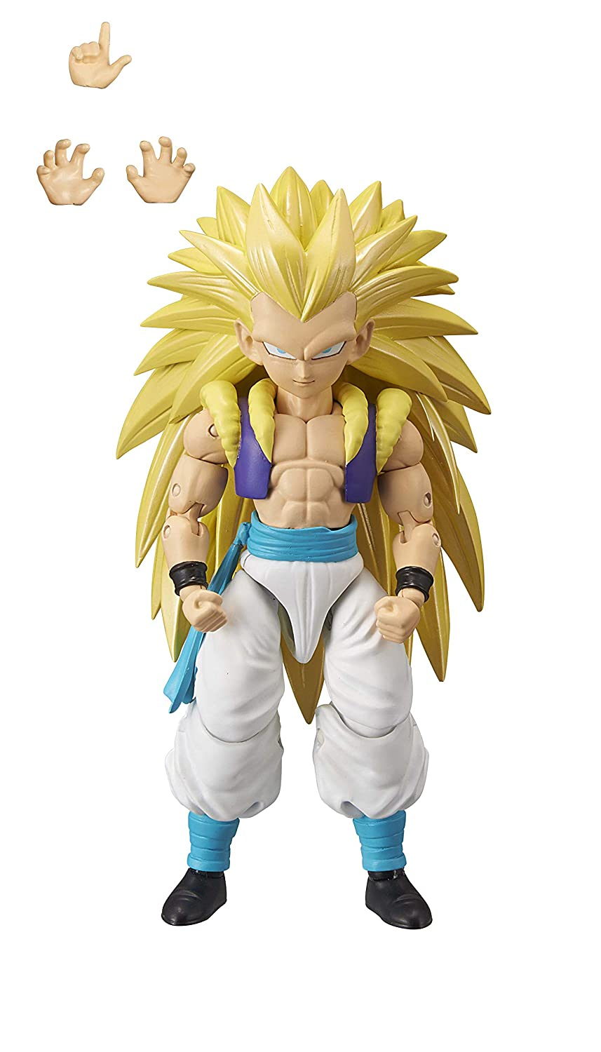 Dragon Ball Super Dragon Stars Super Saiyan 3 Gotenks Figure Series 12