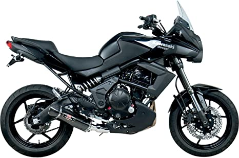 Amazon.com: Yoshimura trc-d Fibra de Carbono Slip-On sistema ...