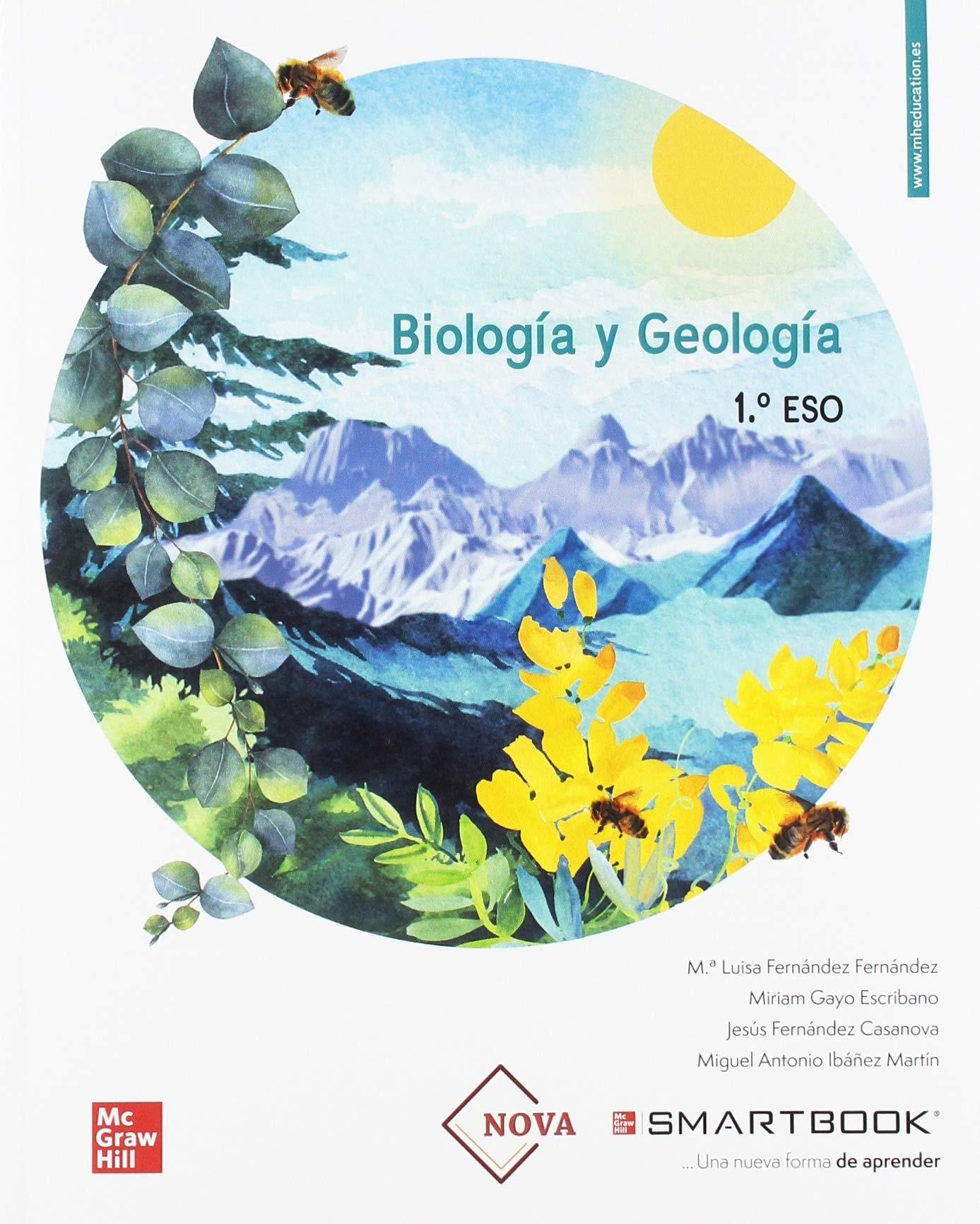 Biología y Geología 1 ESO: Amazon.es: Fernández Fernández,Mª Luisa, Gayo Escribano,Miriam, Fernández Casanova,Jesús, Ibáñez Martín,Miguel Antonio: Libros