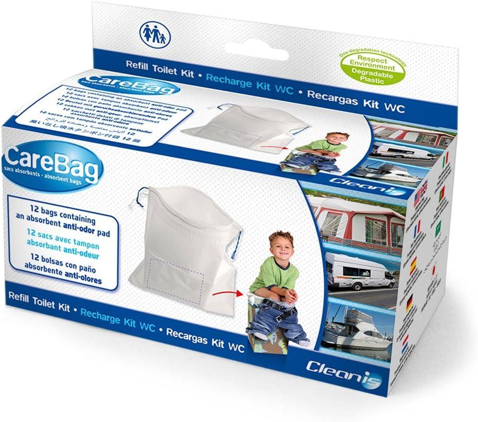 Care Bag 9832535 - Bolsas absorbentes oxo biodegradables para WC ...