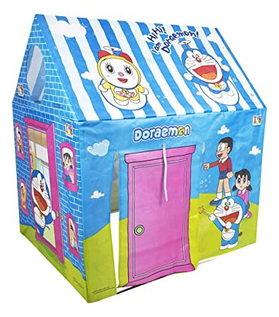 Buy Itoys Inc Doraemon Play Tent House For Kids Online At Low Prices In India Amazon In