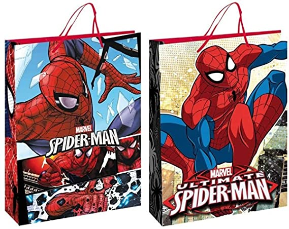 takestop® - Sobres de Regalo de Dibujos Animados Spiderman ...