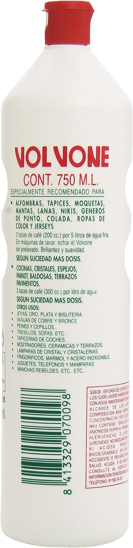 Volvone Light - Amoniaco Perfumado - 750 ml: Amazon.es ...