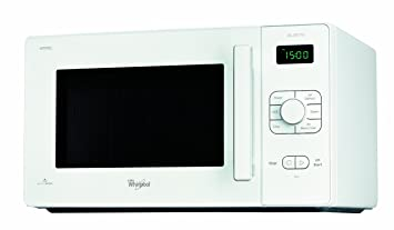 Whirlpool GT 286 WH - Microondas (10 A, 1900 W, 521 mm,