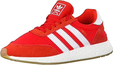chaussure adidas homme rouge