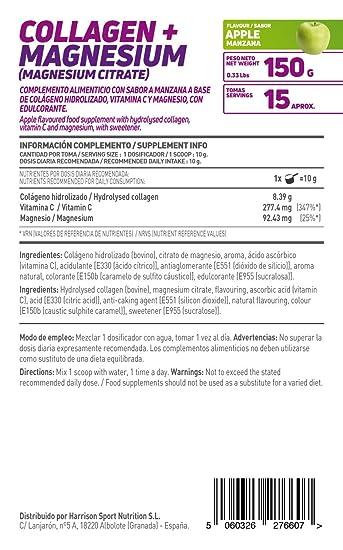 HSN Essentials - Colágeno Hidrolizado + Magnesio 2.0 - Sabor Piña - En Polvo 1000 g: Amazon.es: Alimentación y bebidas