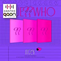 Itzy - Guess Who [Day+Night+Day&Night Full set ver.] [Pre Order] 3CD+3Photobook+3Folded Poster+Others with Tracking…