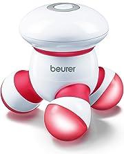Beurer Handheld Mini Massager with LED light