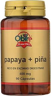 Enzimas de Papaya y Piña + Vitamina B6 Vegavero® | TESTADO ...