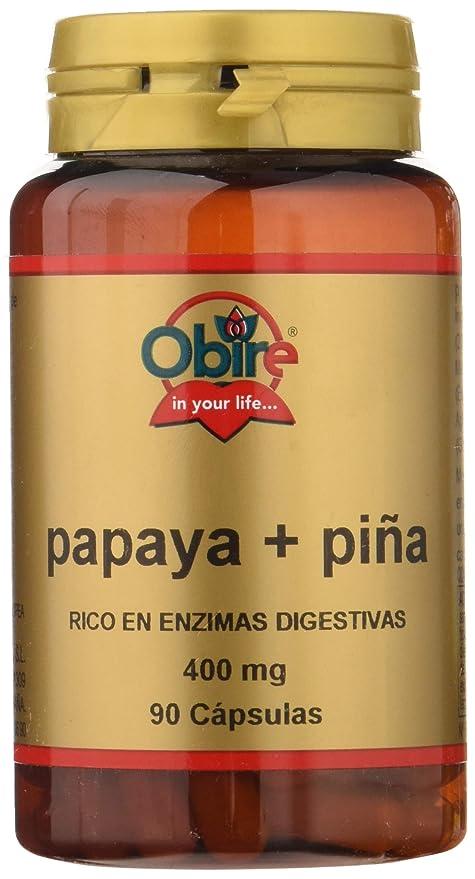 Obire Complemento Alimenticio - 90 Cápsulas: Amazon.es ...