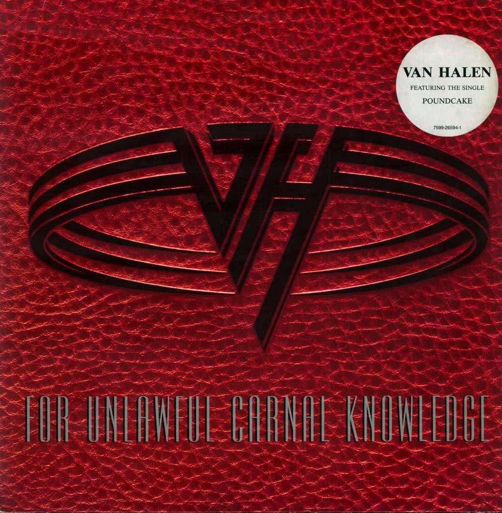 For Unlawful Carnal Knowledge 1991 Vinyl Record Vinyl Lp Amazon Com Music