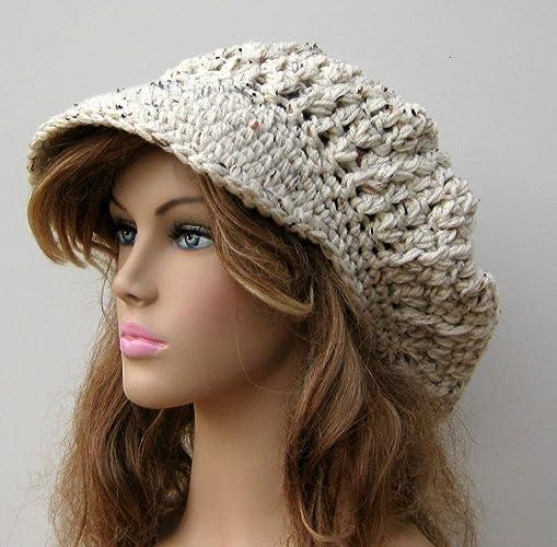 8a922adaa17 Amazon.com  HANDMADE Newsboy hat