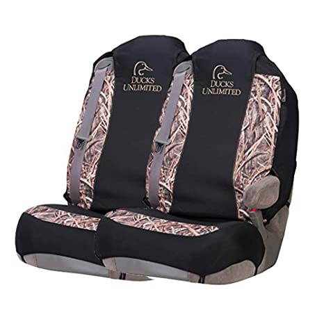 Ducks Unlimited Seat Covers >> Ducks Unlimited Camo Seat Cover Shadow Grass Blades Universal Fit Shadow Grass Blades Single
