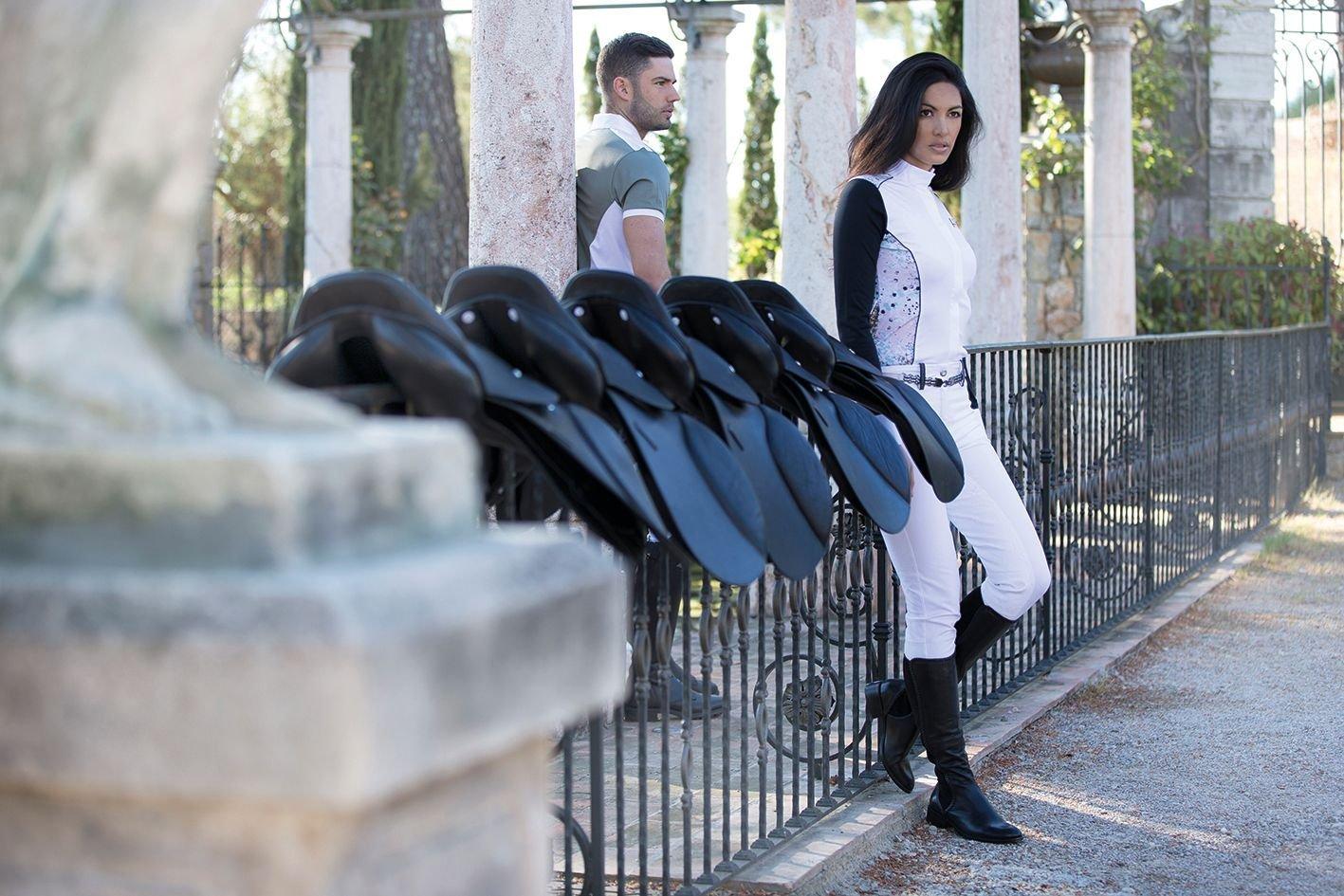 全国総量無料で HorsewareプラチナDiana Competitionシャツ B0120KWGKY – レディース レディース B0120KWGKY ホワイト ホワイト Small, 値段が激安:fcdf92b1 --- pangulfvalves.com