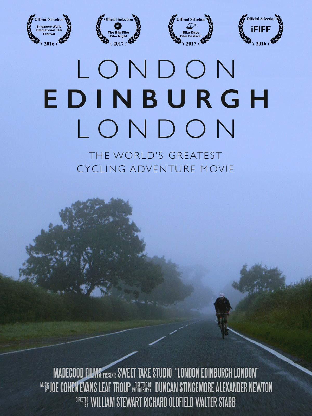 London Edinburgh London on Amazon Prime Video UK