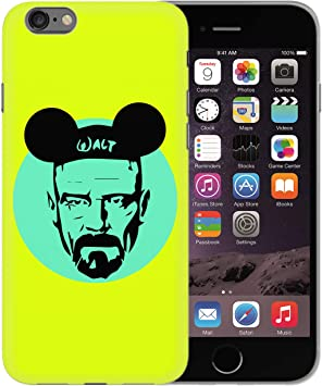 Breaking Bad Character Walt Illustration_BEN2352 Protective Phone ...