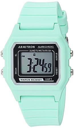 Amazon.com: Armitron Sport 40/8447 - Reloj digital con ...