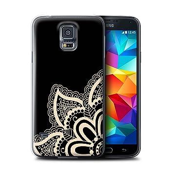 Stuff4® Carcasa/Funda Dura para el Samsung Galaxy S5 Neo ...