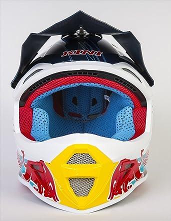 KINI-RB 3L4016060/11 protección interna del casco, XS/54, Multicolor