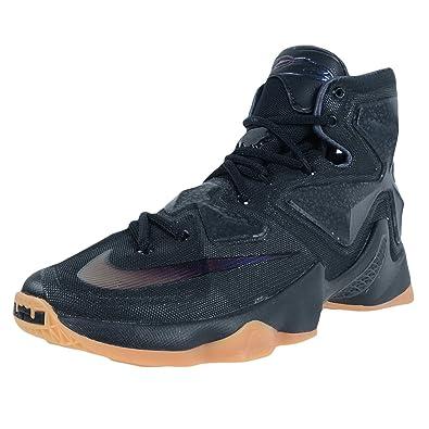 NIKE Lebron XIII 'Black Lion' Basketball Shoes
