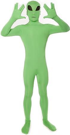 Morphsuits - Disfraz alien para niño, talla S (KPALS): Amazon.es ...