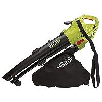 Garden Gear Electric 3 in 1 Leaf Blower Vacuum & Shredder Mulcher