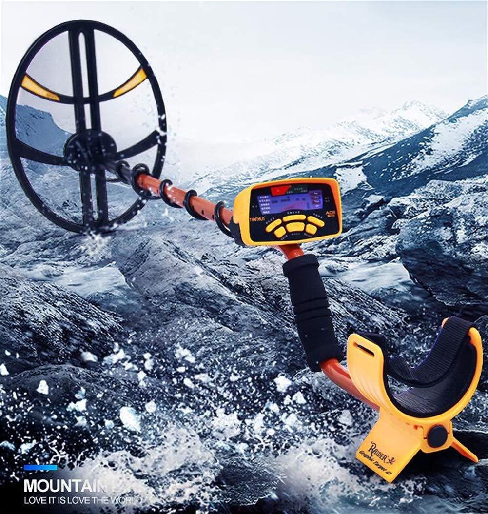600i D/étecteur De M/étaux taille : 400i 14 inches D/étecteur Darch/éologie /À Grande Profondeur Argent Cuivre Tr/ésor