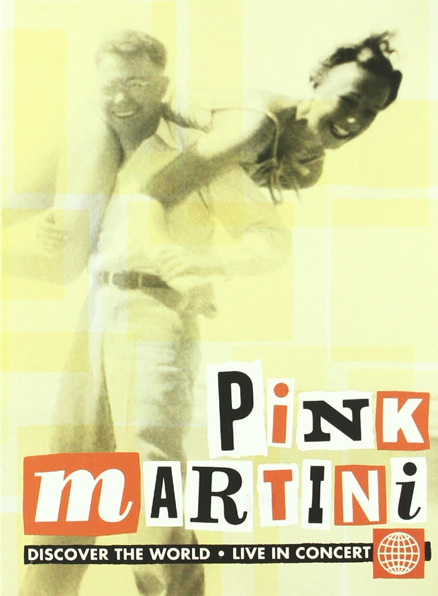 Amazon com: Discover the World: Live In: Pink Martini