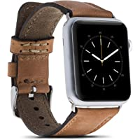 Bouletta Standart Apple Watch Kordon/Kayış, 38-40 mm, Taba