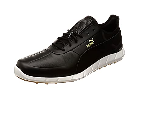 3655e4c0d70f Puma IGNITE Spikeless LUX Golf Shoes  Amazon.co.uk  Shoes   Bags