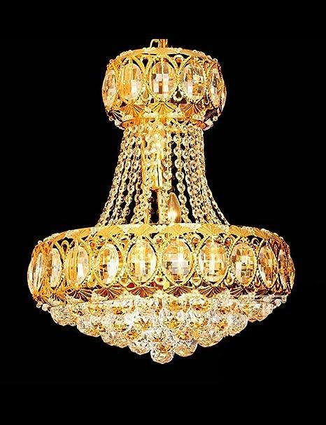 SED Lampadario , oro rotondo lampadario a cristallo lampadario da cucina ,  lampadari per interni illuminazione