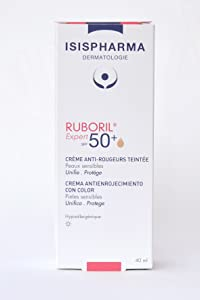 Isis Pharma Ruboril Expert Spf 50 Anti Redness Cream 40Ml