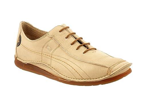 Fluchos Zapatos de Cordones Para Hombre, Rosa (Porcelana), 39