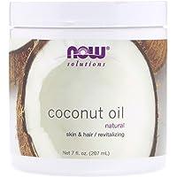 Now Foods, Coconut Oil, 100% Natural, 7 fl