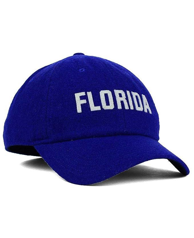 online retailer acad1 8b4e4 Amazon.com   NIKE Florida Gators H86 Prep Royal Blue Fitted Hat Cap (Large)    Sports   Outdoors
