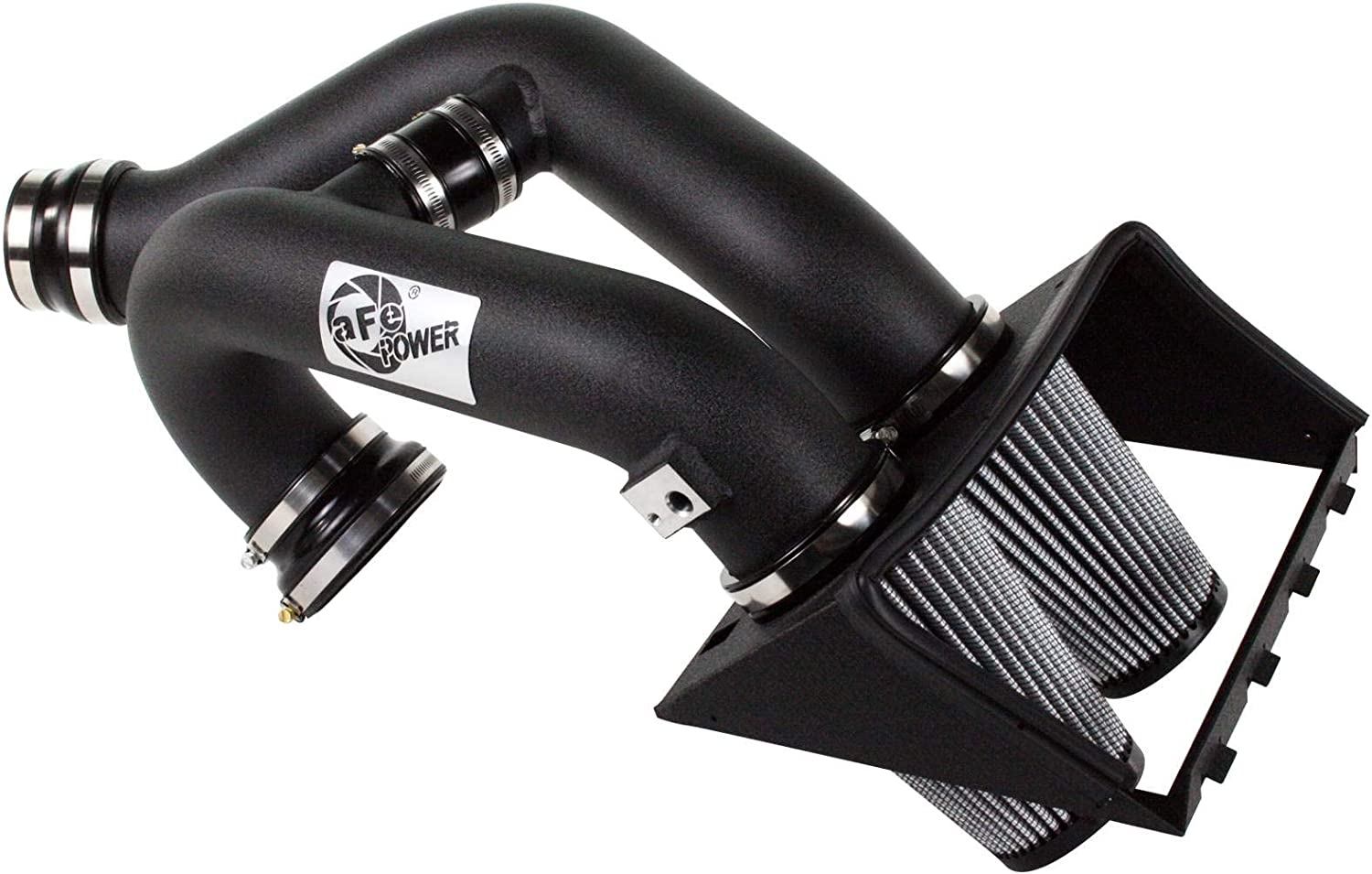 K/&N Aircharger High Performance Air Intake Fits 2015-2016 F-150 3.5L Non Turbo