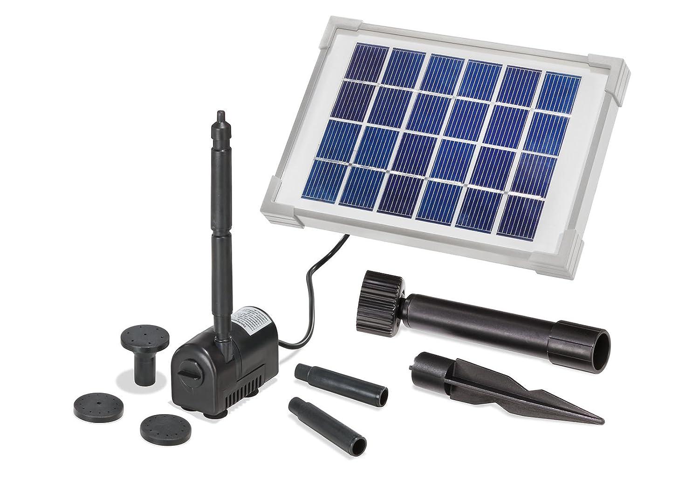 Syst/ème de pompe solaire Esotec